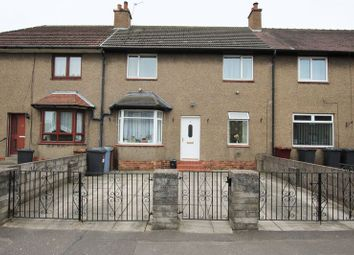Thumbnail 3 bed terraced house for sale in Forres Avenue, Dundee