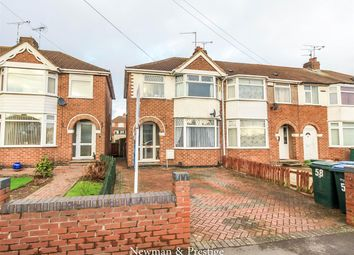 Thumbnail 3 bedroom end terrace house for sale in Glover Street, Coventry
