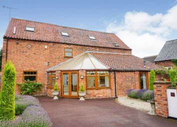 Thumbnail 4 bed detached house for sale in Great North Road, Cromwell, Newark