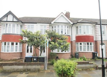 Thumbnail 3 bed terraced house to rent in Hyde Park Avenue, London