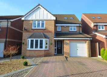 6 bed detached house for sale in Wakelam Drive, Armthorpe, Doncaster DN3