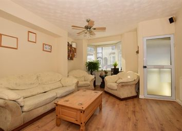 Thumbnail 3 bed terraced house for sale in Livingstone Road, Gillingham, Kent