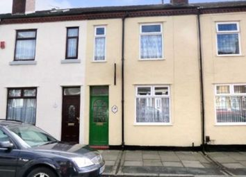 Thumbnail 3 bed terraced house to rent in Masterson Street, Stoke-On-Trent