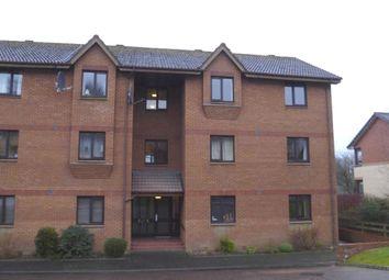 Thumbnail 2 bedroom flat to rent in Kirkpatrick Court, Dumfries