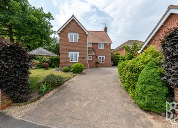 Thumbnail 4 bed detached house for sale in Mistley, Manningtree, Essex
