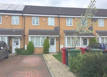Thumbnail 3 bed terraced house for sale in Fernleigh Row, Berryfield, Slough
