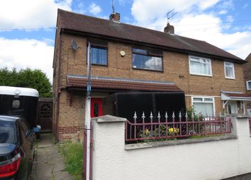 Thumbnail 2 bed semi-detached house for sale in Thorndike Avenue, Alvaston, Derby