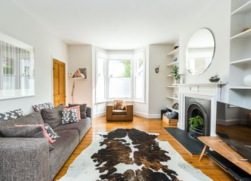 Thumbnail 3 bed end terrace house for sale in Hinton Road, London