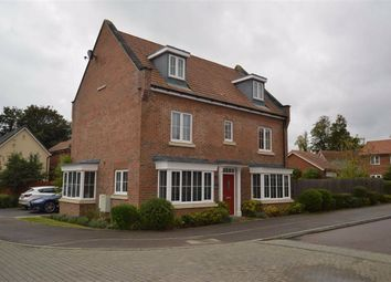 Thumbnail 5 bed detached house for sale in Pevensey Way, Croxley Green, Rickmansworth Hertfordshire
