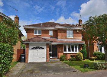 Thumbnail 4 bed detached house for sale in Leigh Drive, Elsenham, Bishop's Stortford