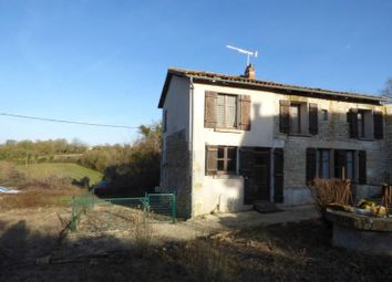 Thumbnail 3 bed property for sale in Villefagnan, Nouvelle-Aquitaine, 16240, France