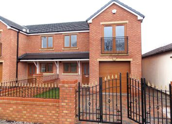 Thumbnail 4 bed semi-detached house for sale in Manchester Road, Audenshaw, Manchester