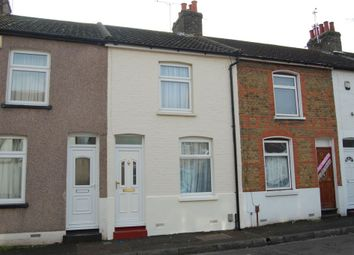 Thumbnail 2 bed terraced house to rent in Alexandra Road, Gravesend
