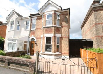 Thumbnail Semi-detached house for sale in Fortescue Road, Winton, Bournemouth