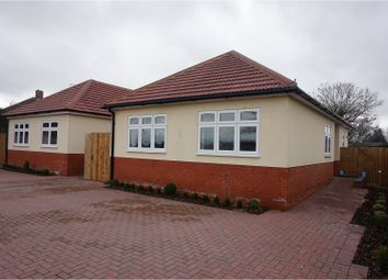Thumbnail 3 bed bungalow for sale in Green Lane, Rochester