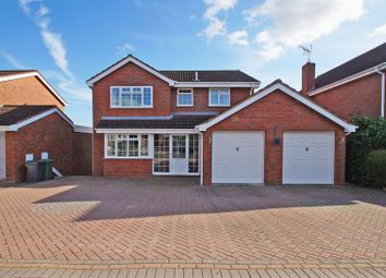 Thumbnail 5 bed detached house for sale in Blackstitch Lane, Redditch