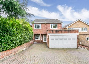 Thumbnail 4 bedroom detached house to rent in Lyndhurst Rise, Chigwell