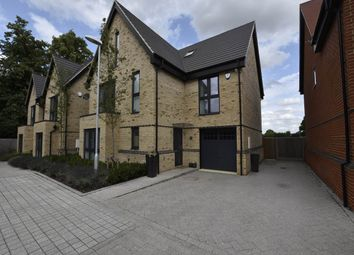 Thumbnail 5 bedroom detached house for sale in Marchment Square, Off Thorpe Road, Peterborough