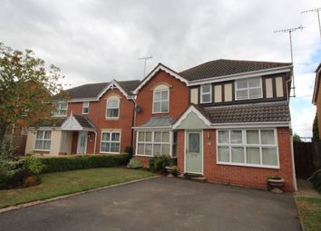Thumbnail 4 bed detached house to rent in Kinver Road, Burton-On-Trent