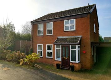 Thumbnail 3 bed detached house to rent in Quail Park Drive, Kidderminster