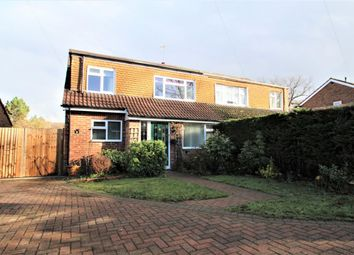 Thumbnail 4 bed semi-detached house for sale in Stephens Road, Mortimer Common