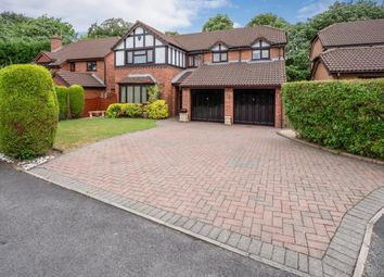 Thumbnail 4 bedroom detached house for sale in Mallowdale, Worsley, Manchester, Greater Manchester