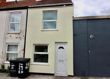 2 bed end terrace house to rent in Roman Road, Lowestoft NR32
