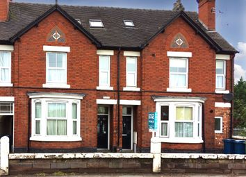 Thumbnail 1 bed terraced house to rent in Stone Road, Stafford