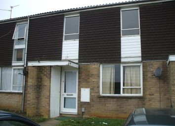 Thumbnail 3 bedroom terraced house to rent in Baukewell Court, Northampton