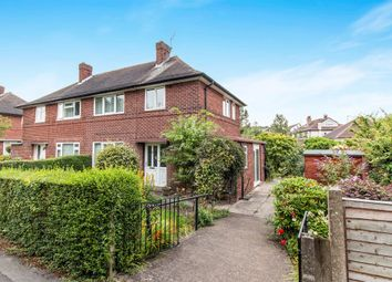 Thumbnail 3 bed semi-detached house for sale in Stonegate Close, Moortown, Leeds