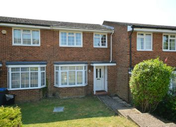 Thumbnail 3 bedroom terraced house for sale in Chantry Road, West Ewell, Epsom
