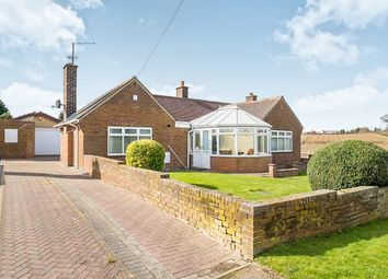 Thumbnail 2 bed bungalow for sale in Woodall Lane, Harthill, Sheffield