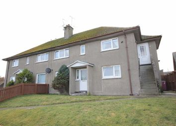 Thumbnail 2 bed flat for sale in Gilmour Crescent, Lossiemouth