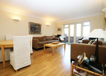 Thumbnail 2 bed flat to rent in Courtleigh Gardens, London