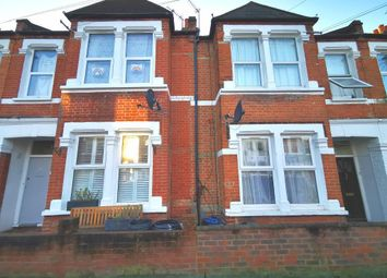 Thumbnail 3 bed maisonette to rent in Nutwell Street, Tooting, London