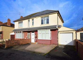 Thumbnail 4 bed semi-detached house for sale in Clarence Avenue, Staple Hill, Bristol