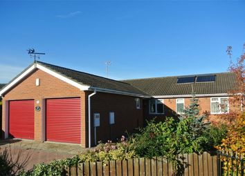 Thumbnail 3 bed detached bungalow for sale in Willow Drive, Bourne, Lincolnshire