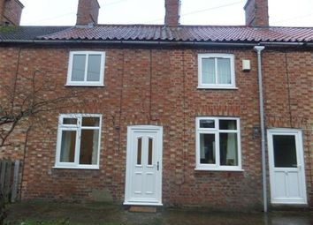 Thumbnail 1 bed terraced house to rent in Paradise Row, Horncastle, Lincolnshire