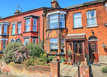 Thumbnail 4 bed terraced house for sale in Harley Road, Great Yarmouth
