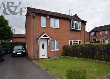 Thumbnail 2 bed semi-detached house for sale in Armada Close, Erdington, Birmingham