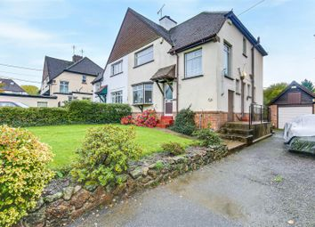 Warren Lane, Oxted RH8. 3 bed semi-detached house for sale