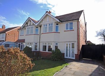 Thumbnail 3 bed semi-detached house for sale in Arundel Road, Hillside, Southport