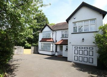 Thumbnail 5 bed detached house to rent in Oakleigh Park North, Oakleigh Park, London