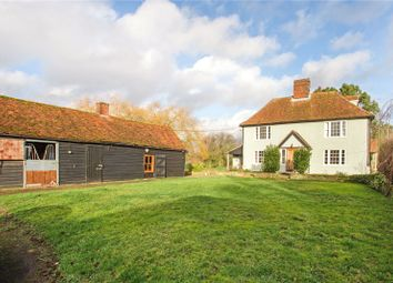 Thumbnail 4 bed property for sale in Little Laver Road, Matching Green, Harlow, Essex
