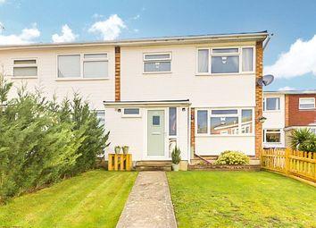 Thumbnail 3 bed end terrace house for sale in Chichester Road, Tilehurst, Reading