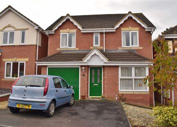 Thumbnail 4 bed detached house for sale in Whitworth Road, Saxons Ridge, Chippenham, Wiltshire