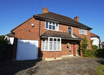 Thumbnail 4 bed detached house for sale in Fullbrooks Avenue, Worcester Park