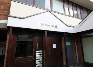 Thumbnail 1 bed flat to rent in Pilgrim House, Hertford