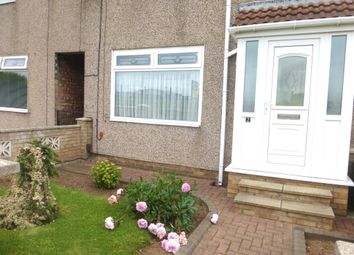 Thumbnail 2 bed terraced house for sale in Sitwell Walk, Hartlepool