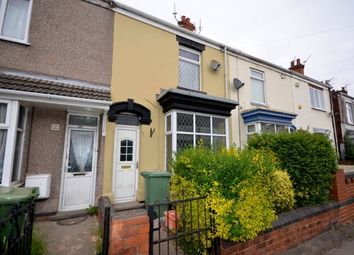 Thumbnail 3 bedroom terraced house to rent in Durban Road, Grimsby